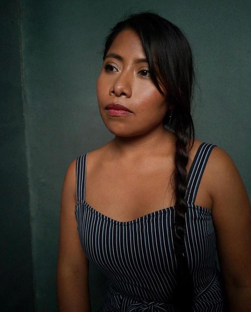18 fotos de Yalitza Aparicio que demuestran la verdadera belleza mexicana 8