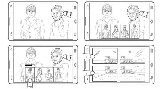 lg patenta smartphone con camara de dieciseis lentes 1