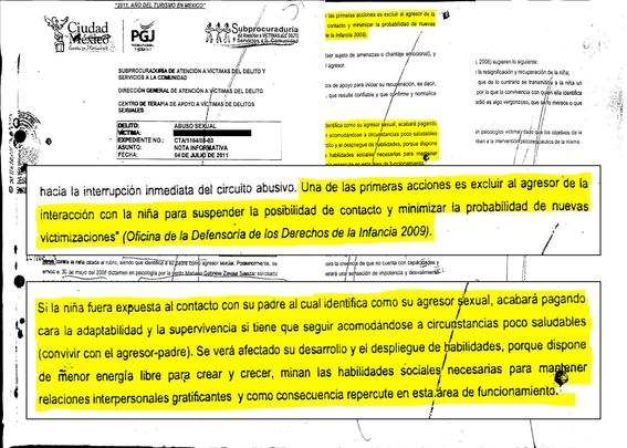 intolerable caso de abuso sexual de menores impune 3
