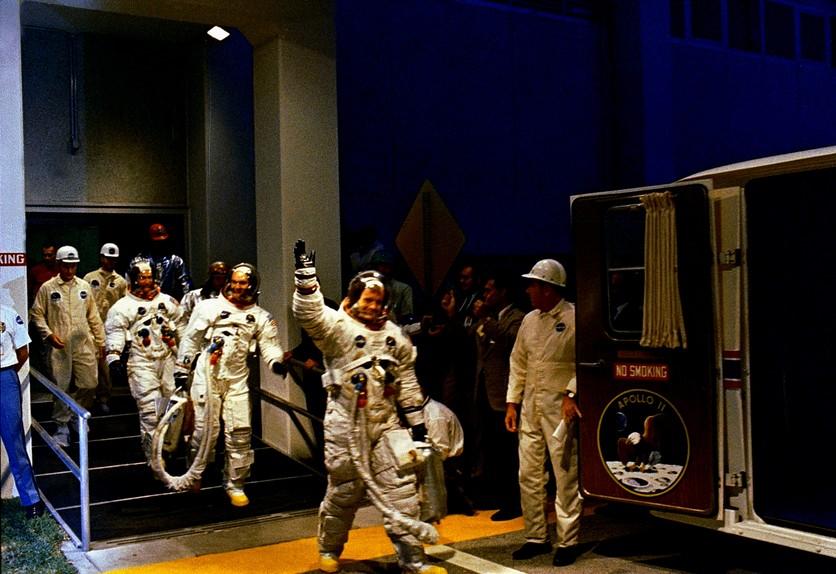 mision rusa prueba que llegada a la Luna fue falsa kennedy space center
