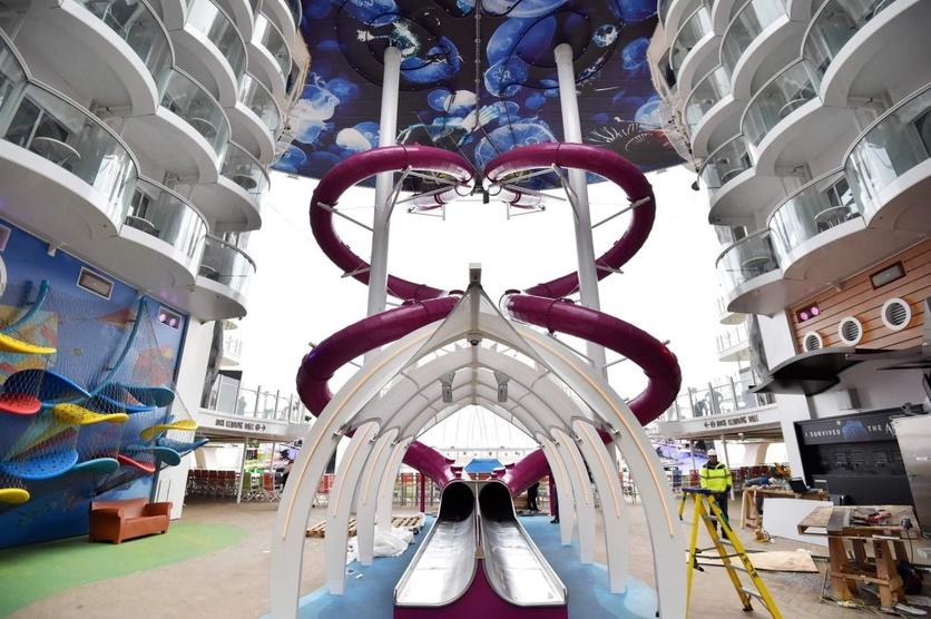 Symphony of the Seas, la aventura más emocionante en altamar 2