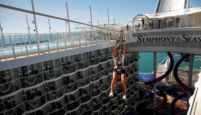 Symphony of the Seas, la aventura más emocionante en altamar 4