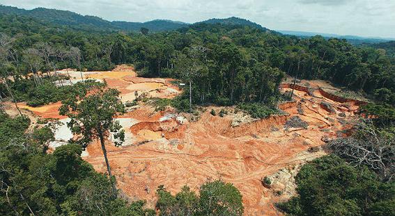 aumenta deforestacion de area amazonica en brasil 2