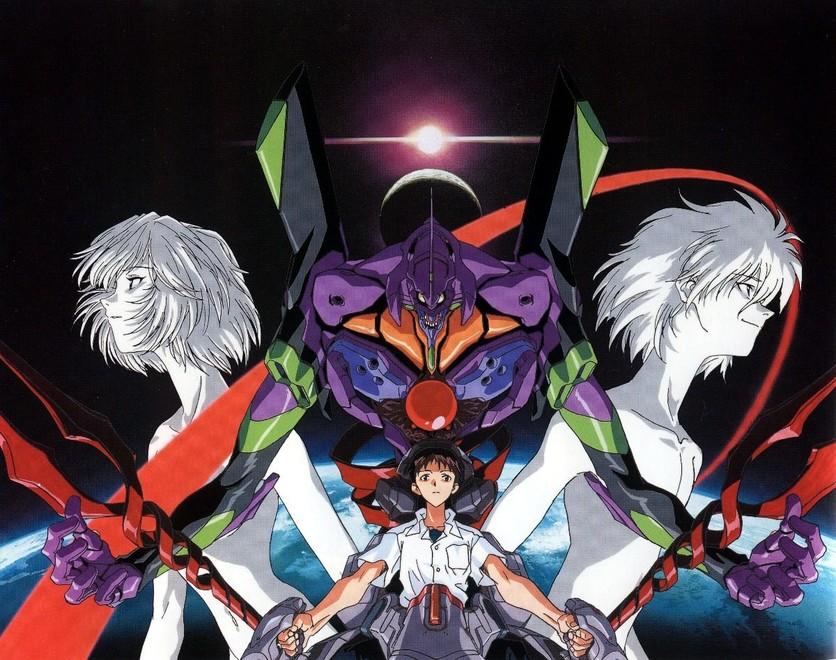 'Evangelion' y otros 6 grandes animes que llegarán a Netflix en 2019 7