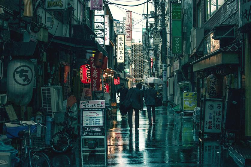 "La timidez de Haruki Murakami en  ""After Dark"" 2"