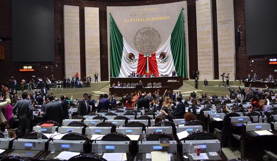 morena diputados chocan por reforma sobre fuero 2