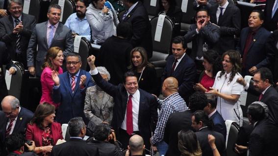 morena diputados chocan por reforma sobre fuero 3