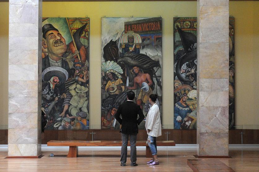 20 datos para ligar en el Museo del Palacio de Bellas Artes 1