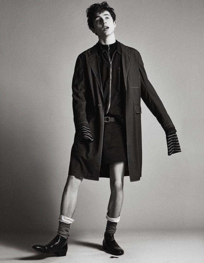 40 fotografías que harán que Timothée Chalamet se vuelva tu nueva obsesión 12