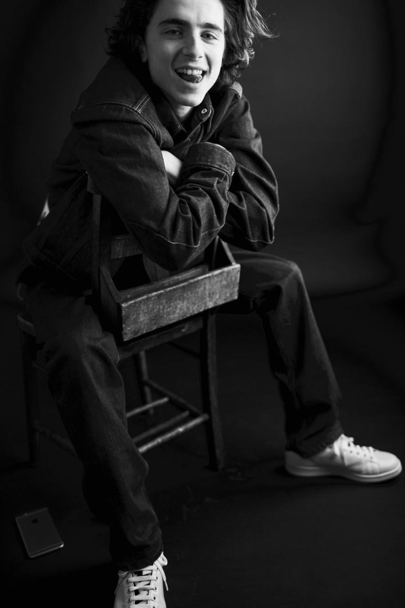 40 fotografías que harán que Timothée Chalamet se vuelva tu nueva obsesión 33