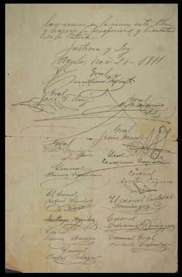 El Plan de Ayala y la Revolución Agraria de Emiliano Zapata 5