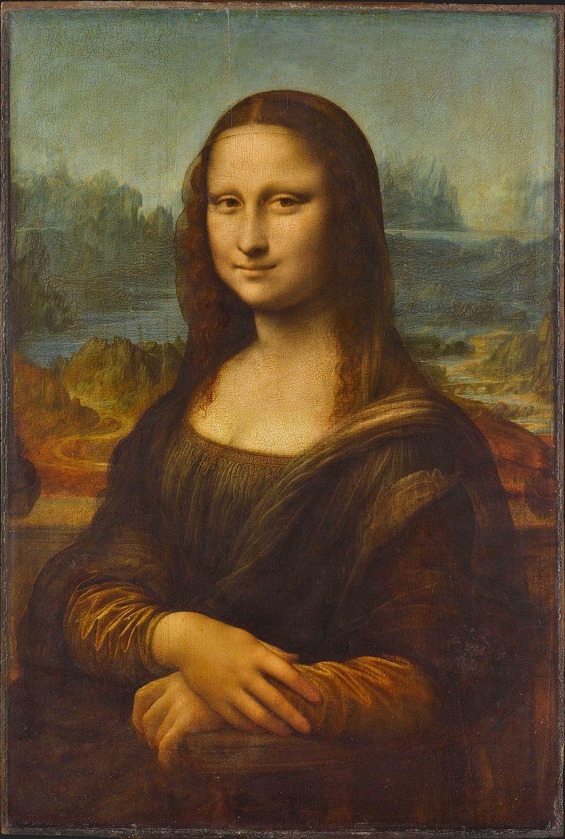 pinturas miran a los ojos incomodan arte mona lisa