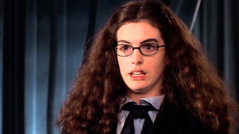 25 fotos del antes y después de Anne Hathaway 4