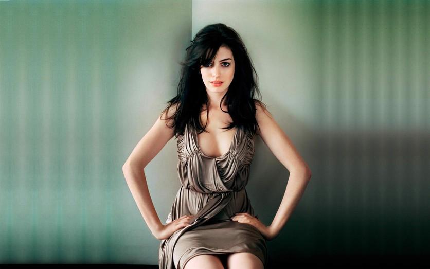 25 fotos del antes y después de Anne Hathaway 9