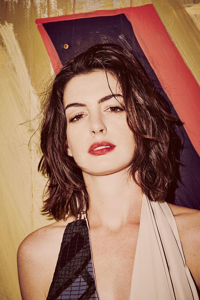 25 fotos del antes y después de Anne Hathaway 13