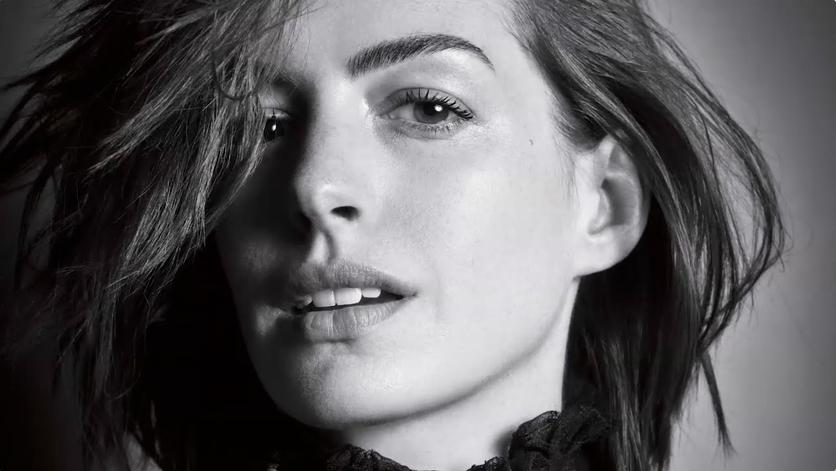 25 fotos del antes y después de Anne Hathaway 14