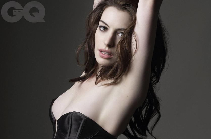 25 fotos del antes y después de Anne Hathaway 15