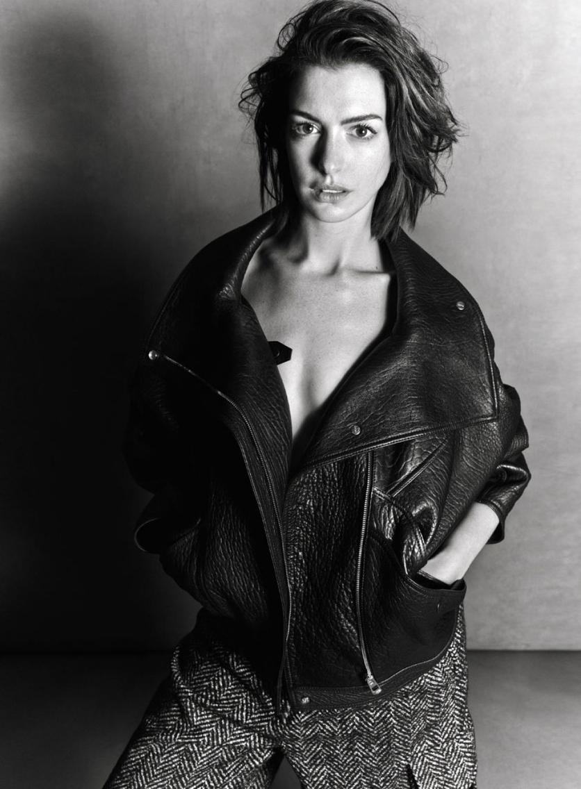 25 fotos del antes y después de Anne Hathaway 16