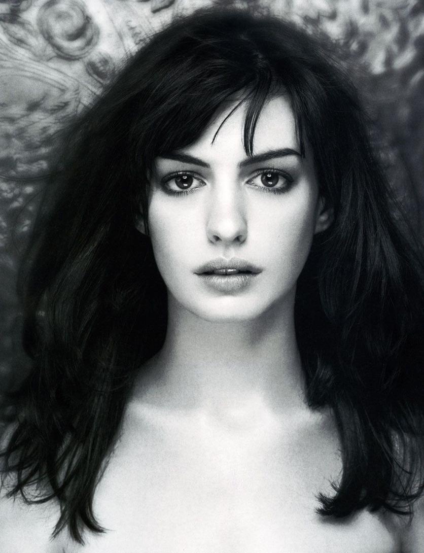 25 fotos del antes y después de Anne Hathaway 18
