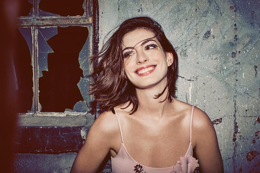 25 fotos del antes y después de Anne Hathaway 19