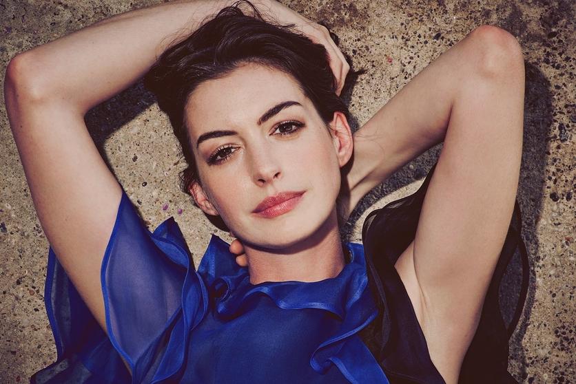 25 fotos del antes y después de Anne Hathaway 22