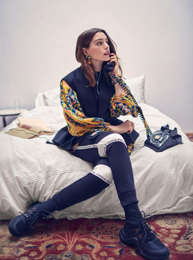 25 fotos del antes y después de Anne Hathaway 30
