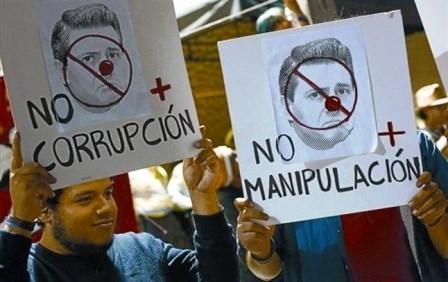 corrupcion en sexenio de enrique pena nieto 1