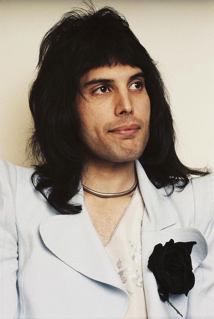 50 fotografías de la evolución de Freddie Mercury 2