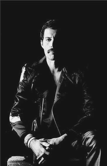 50 fotografías de la evolución de Freddie Mercury 17