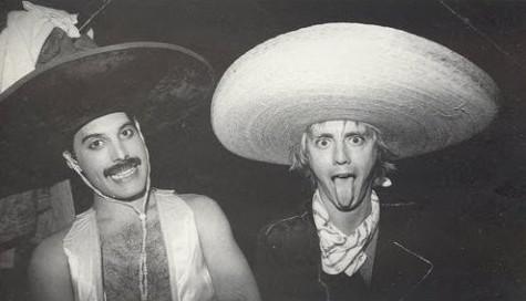 50 fotografías de la evolución de Freddie Mercury 19