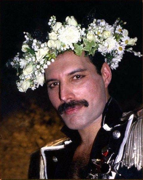 50 fotografías de la evolución de Freddie Mercury 25