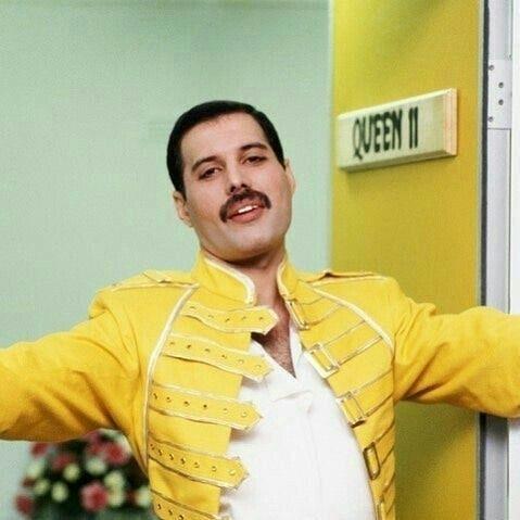 50 fotografías de la evolución de Freddie Mercury 29