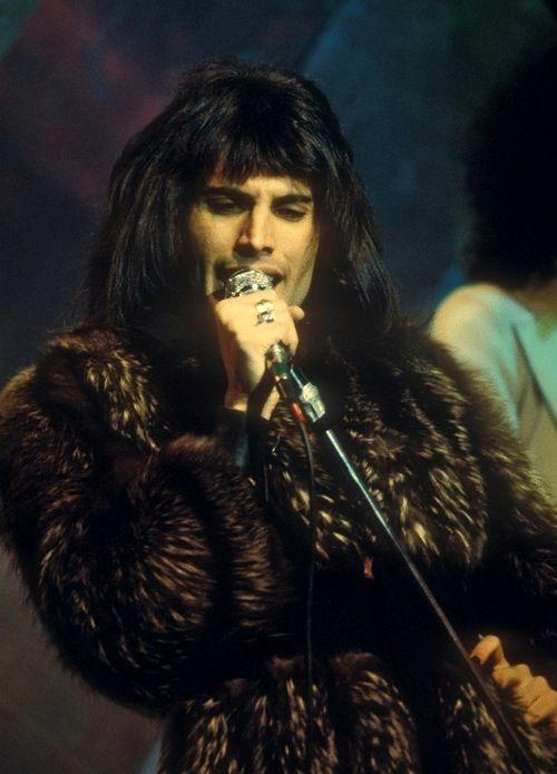 50 fotografías de la evolución de Freddie Mercury 7