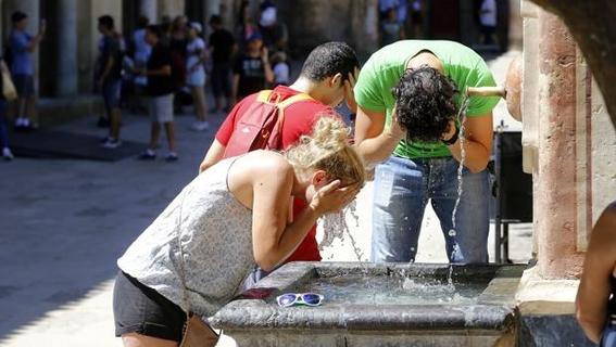 como afecta el calor a la salud por el cambio climatico 2