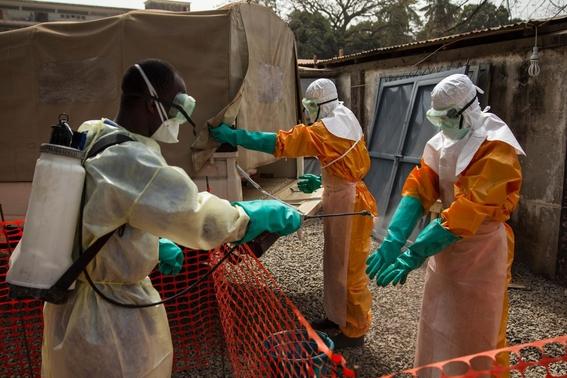 solucion para el  brote de ebola en el congo 1