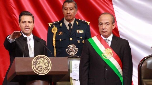 Banda Presidencial mexicana, la historia del símbolo unificador de México 3
