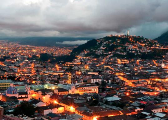 20 cosas que aprendes cuando visitas Quito 6