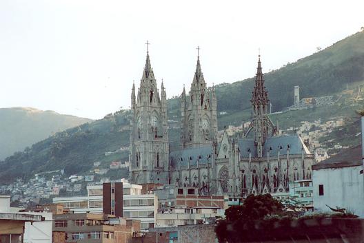 20 cosas que aprendes cuando visitas Quito 9