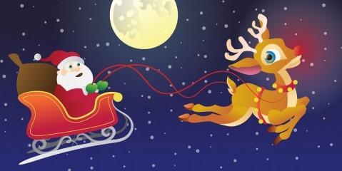 Rodolfo el reno, el origen del reno de nariz roja más emblemático de Santa Claus  2