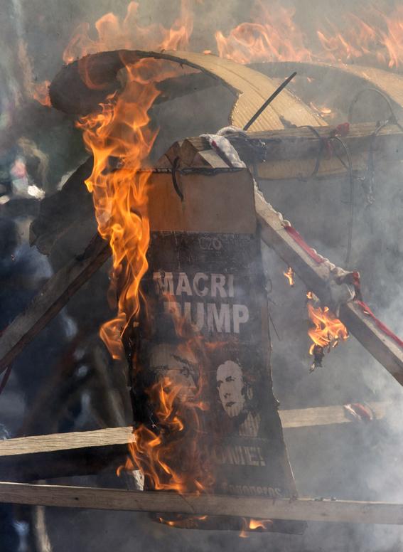 manifestaciones en el g20 1