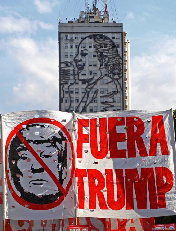 manifestaciones en el g20 2