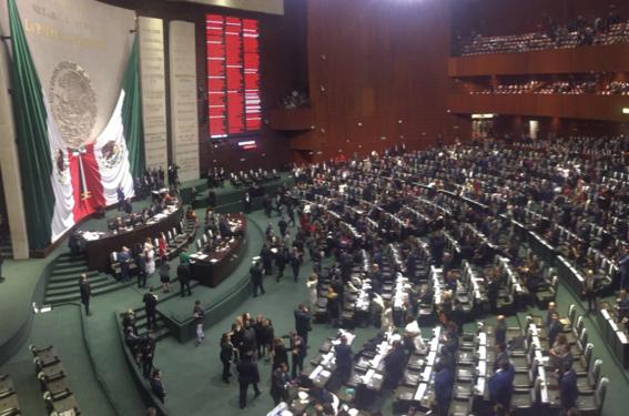 congreso inicia sesion investidura de amlo 1