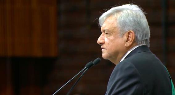 amlo critica la reforma energetica en su discurso en el congreso de la union 1