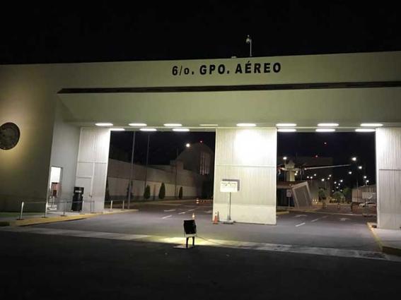 hangar presidencial cambia nombre a sexto grupo aereo 1