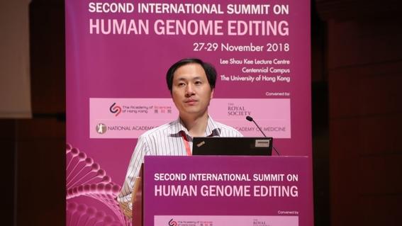 desaparece he jiankui el cientifico chino que creo bebes geneticamente modificados 2