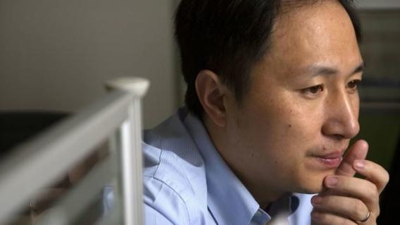 desaparece he jiankui el cientifico chino que creo bebes geneticamente modificados 1