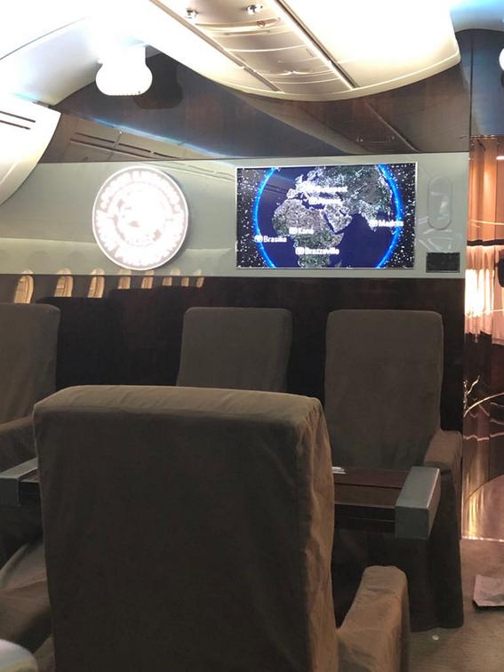 venta del avion presidencial de mexico 2