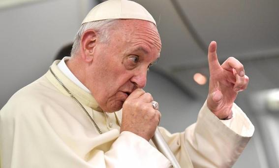 papa francisco preocupado por homosexualidad dentro del clero 1