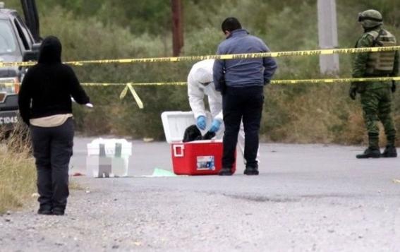 grupos delictivos abandonan restos humanos en penales en monterrey 1