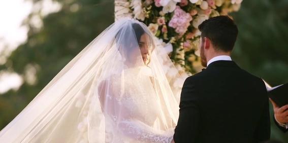 nick jonas comparte fotos de su boda con priyanka chopra 1